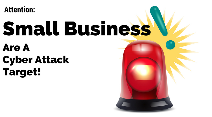 Small Business Cyber Attack